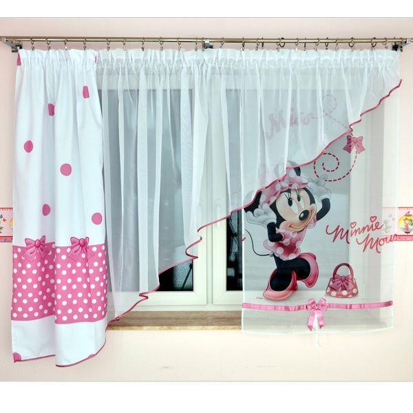 Minnie Mouse pink Pünktchen
