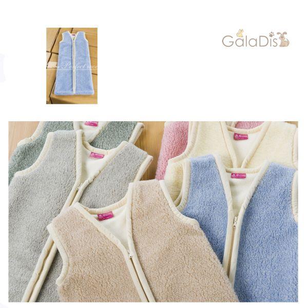 Baby-Schlafsack aus Schurwolle